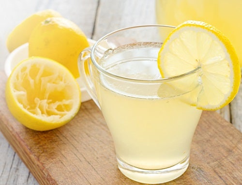 Citrons Hälsoegenskaper