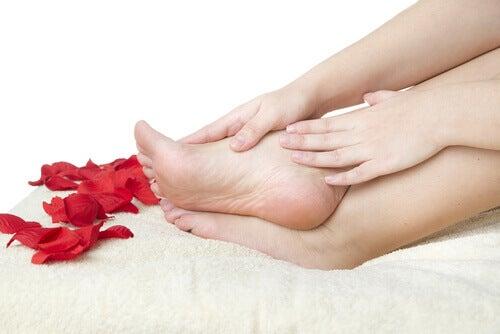De tio budorden för friska fötter