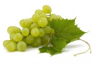 gröna vindruvor näringsvärde