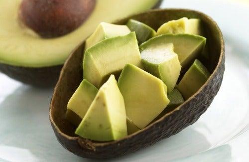 vad är avokado