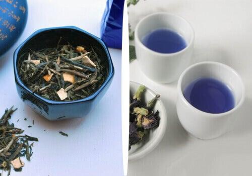 te för viktminskning