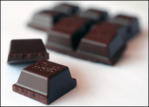 Choklad är nyttigt
