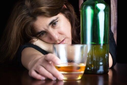 Alkohol och depression
