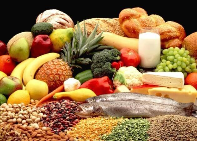 Frukter och fisk
