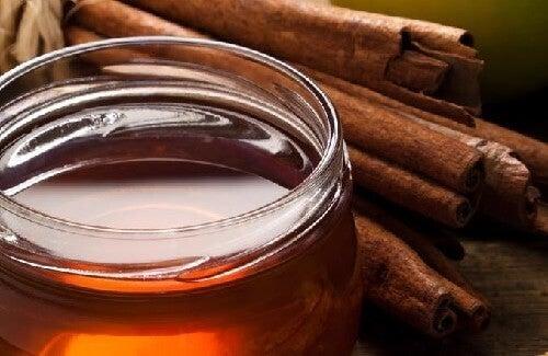 En matsked kanel och honung om dagen