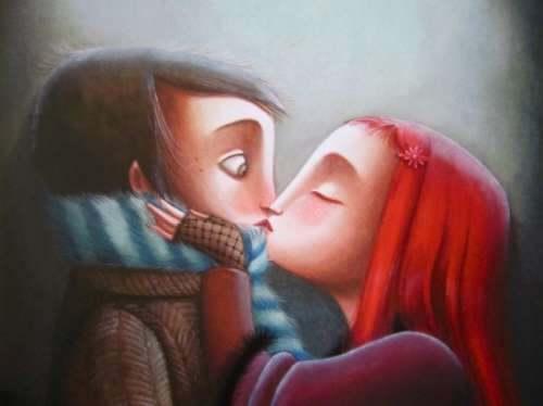 De fantastiska hälsofördelarna hos kyssar