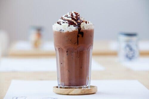 Drycker man bör undvika - milkshake