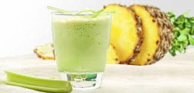Selleri och ananas