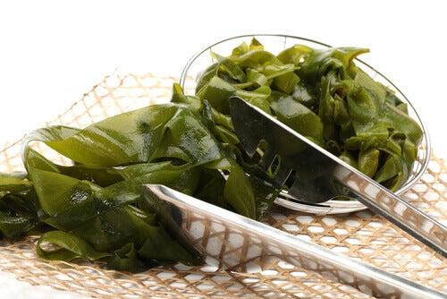 Sjögräs är livsmedel som kan lindra ångest
