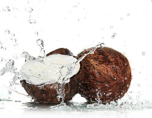 Ät kokosolja