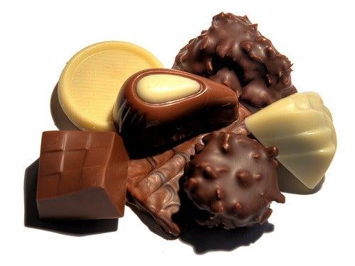 Choklad är bra vid depression