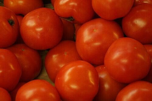 Tomater mot vätskeretention