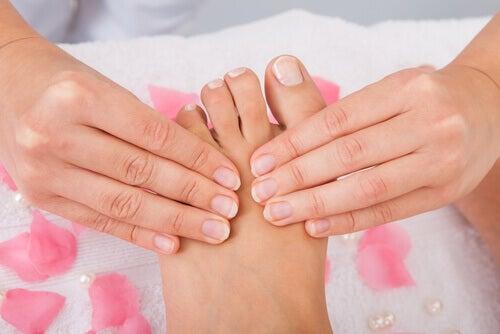Huskurer för välmående fötter
