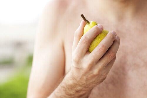 Frukt och kroppen
