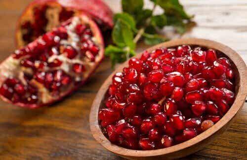 Granatäpple kan hjälpa dig att rena artärerna