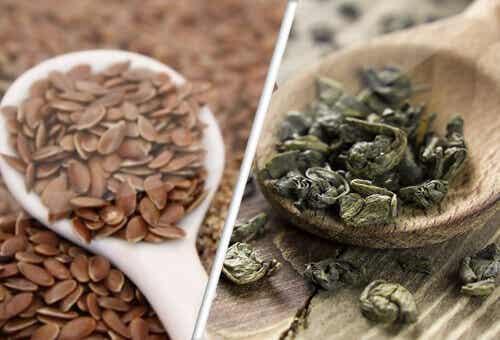 Linfrön och grönt te, allierade mot cancer