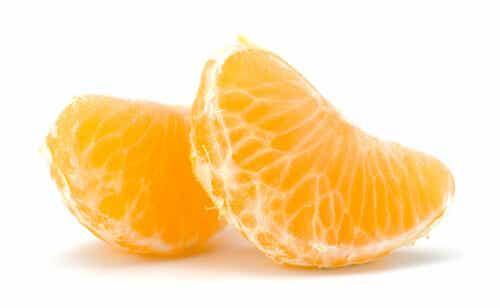 Ät mandariner och bränn fett: vi berättar varför