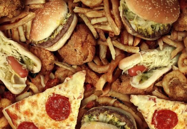 6 anledningar att inte äta skräpmat