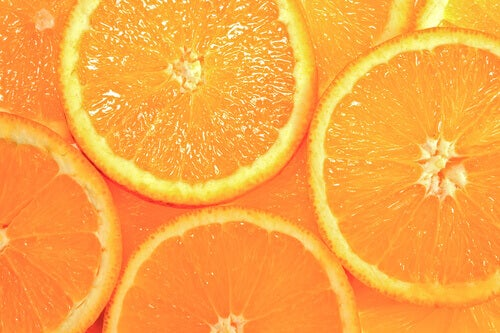 Apelsin är bra som botemedel