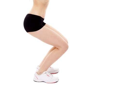 De bästa övningarna för att tona benen