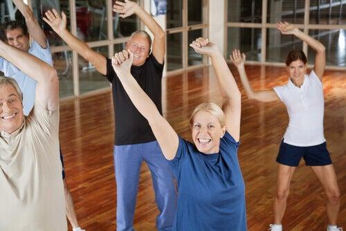 Dans hälsa