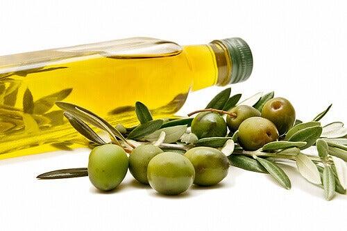 Fördelar med olivolja i sin diet