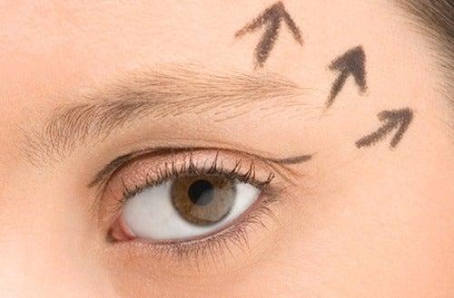 Trick för att föryngra dina ögon