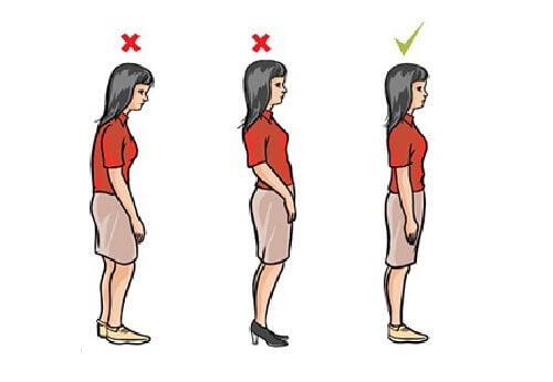 Hur du kan förbättra din hållning: 4 övningar