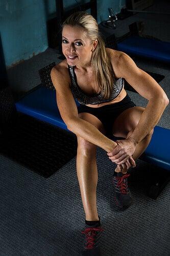 Hjälper musklerna att alsppna av