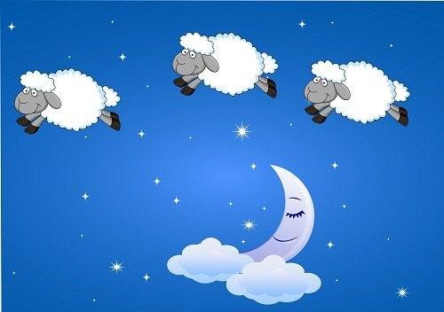 Sömnbrist kan leda till röda ögon
