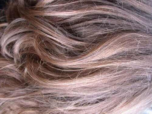 Botemedel för färgat och skadat hår