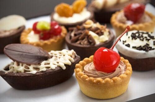 Undvik att gå upp i vikt med sötsaker