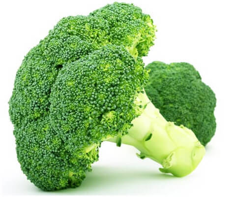 broccoli är bra för hjärnan