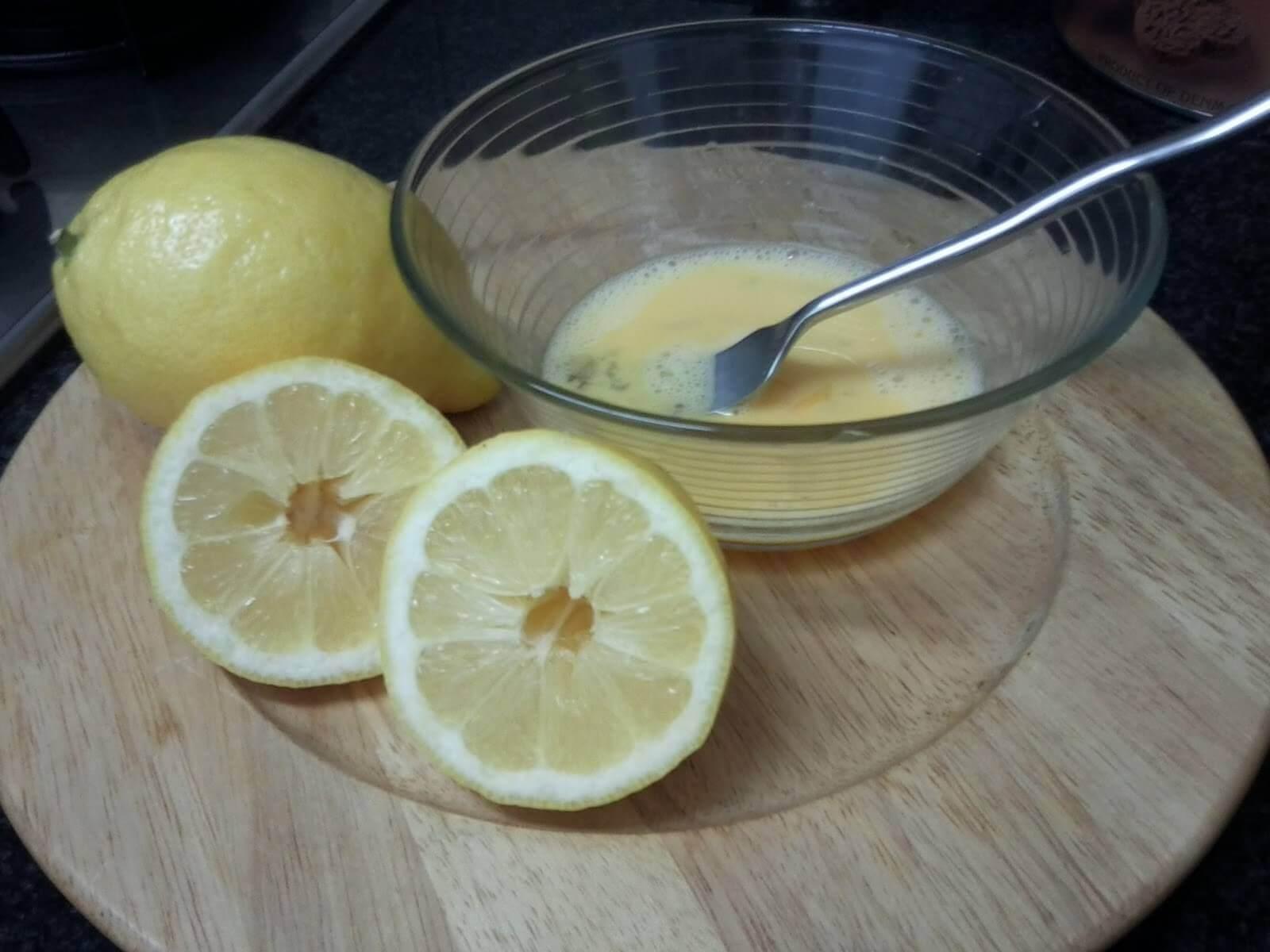 Färska citroner