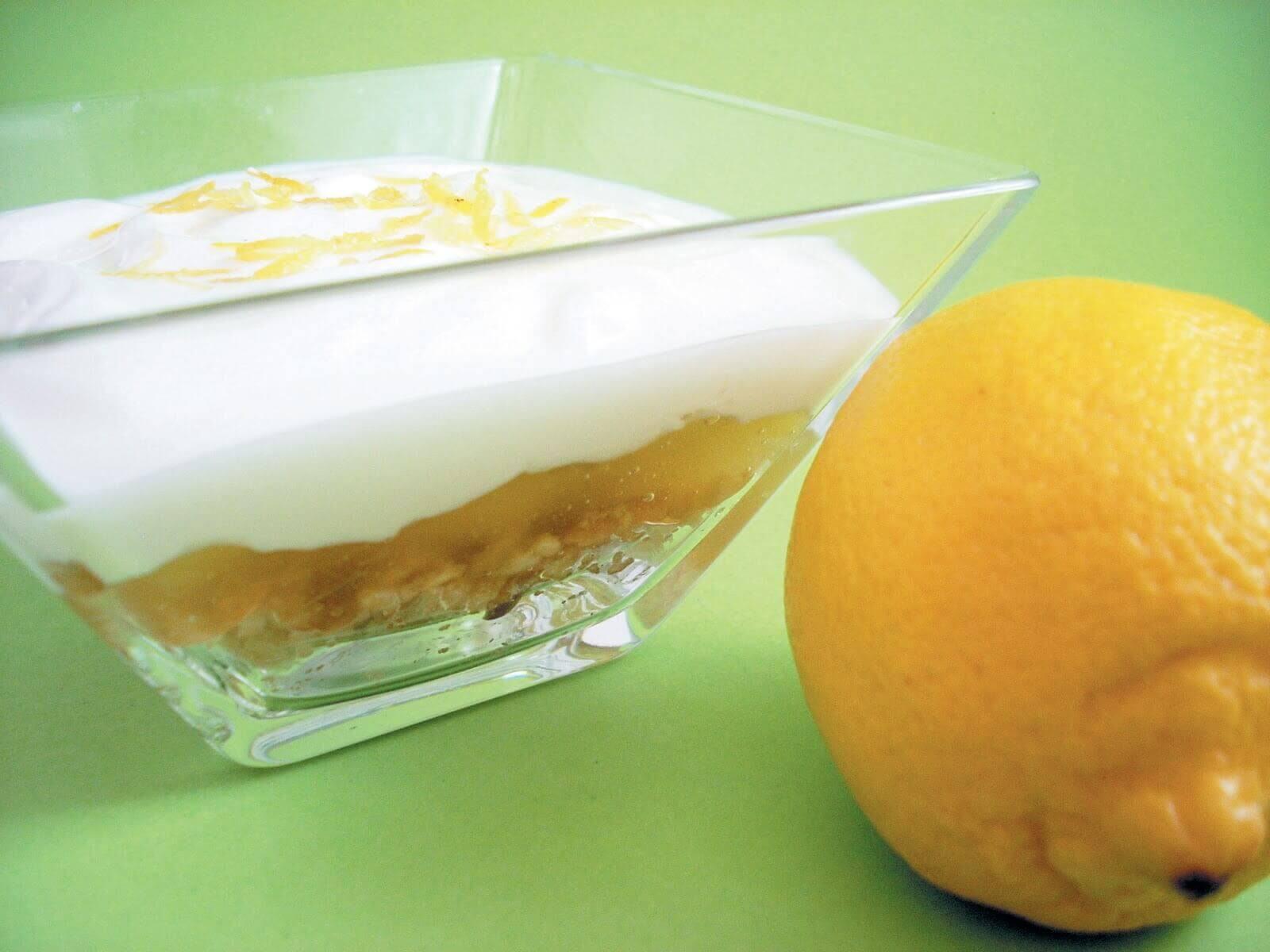 Citron till citronpaj