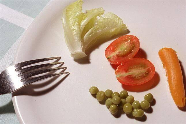 Morgontrötthet - felaktig näring