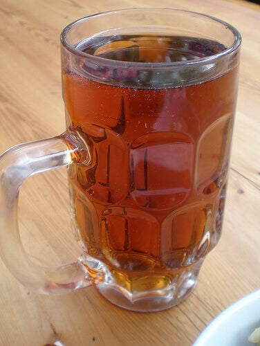 fermenterad dryck