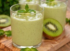 gröna drycker