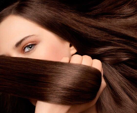 Mjuka upp håret