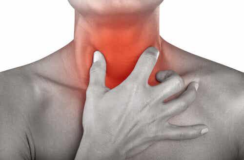 Naturliga behandlingar mot halsont