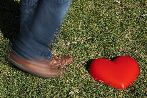 Ha hjärtat på rätta stället