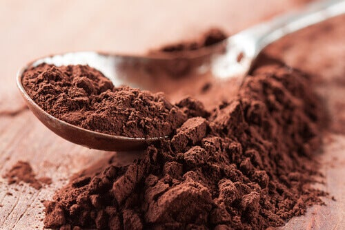 Kakaokräm mot spruckna hälar