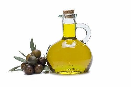 matsked olivolja om dagen