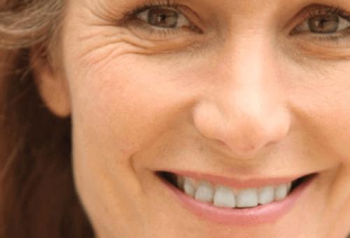 Förebygg ansiktsrynkor i förtid