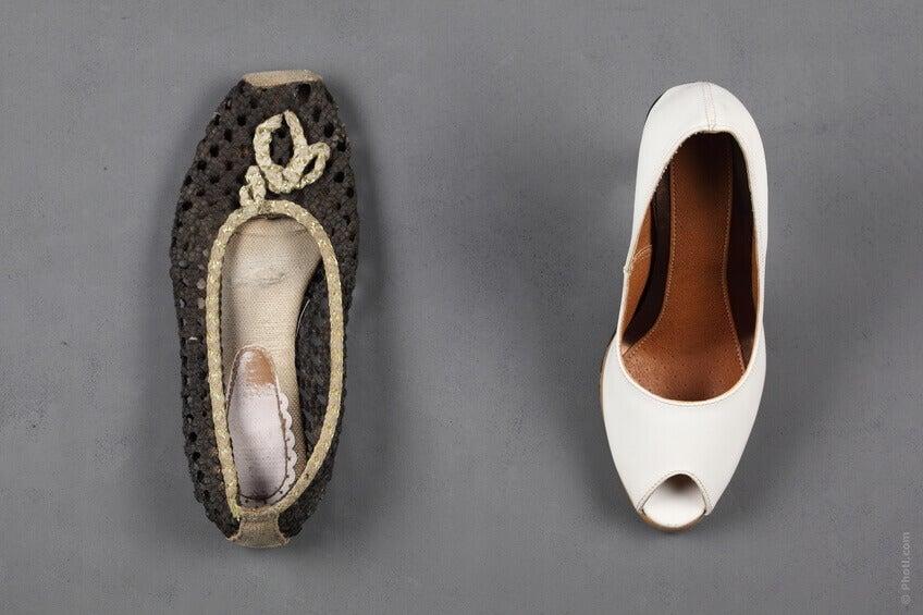 Typer av skor
