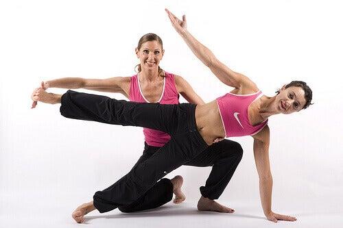 stretchövningar
