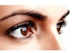 Vackra ögonbryn