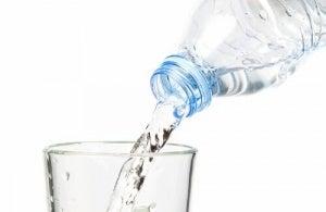 Drick tillräckligt med vatten