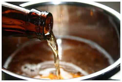 Ölbehandlingar för hårtvätt, balsam och inpackning