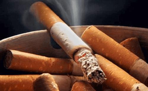 Mat som kan hjälpa dig sluta röka för alltid
